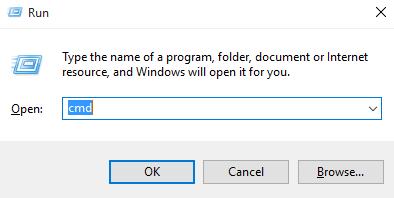 cara cek ip address di windows