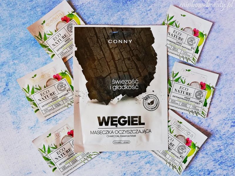 conny-wegiel-maseczka-oczyszczajaca-bielenda-eco-nature