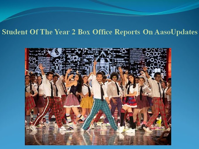 Student Of The Year 2 Box Office Collection Day Wise | India | Worldwide