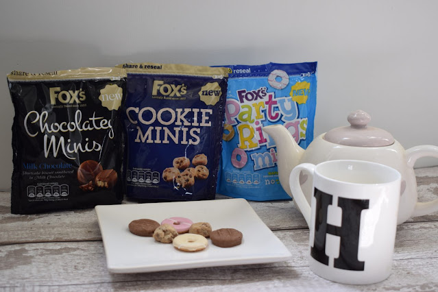 Fox's Biscuits minis