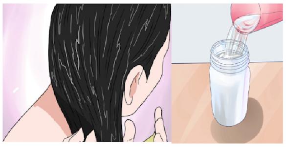 Cuma 5 Menit !! Rambut Rontok dan Ketombe Hilang Selamanya Dengan Memakai Cara Mudah Ini