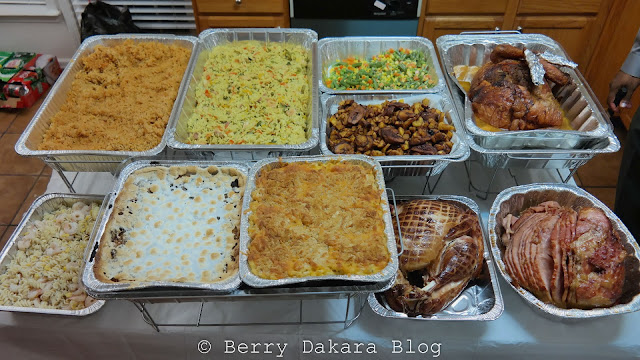 thanksgiving, dinner, family, food, berry dakara, thanksgiving dinner