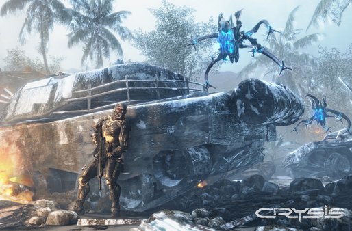 Crysis PC Game Play