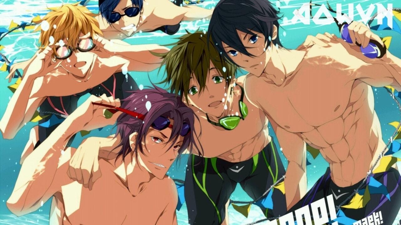 Free%2521%2B %2BPhatpro%2B%25285%2529 min - [ Anime 3gp Mp4 ] Free! SS3 : Dive To The Future | Vietsub - Tiếp Nối Siêu Phẩm