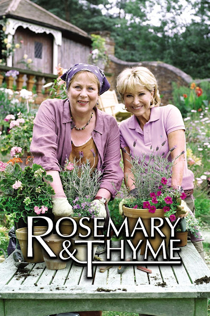 The BBC's Rosemary & Thyme Series, The Secret Language of Flowers