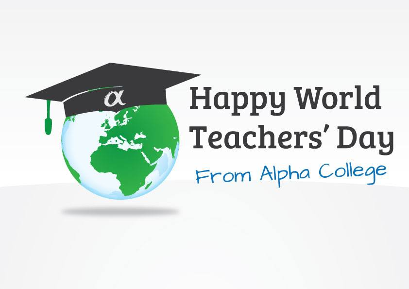 World Teachers' Day Wishes Photos