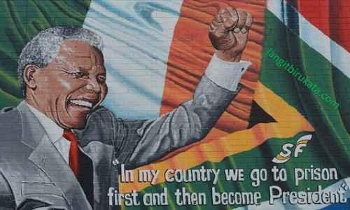 Kata Bijak Nelson Mandela Bahasa Inggris - langitbirukata.com