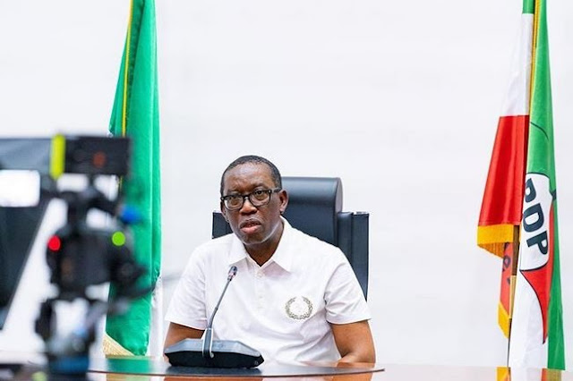 Delta Governor, Okowa And Wife Go Into Isolation As Their Daughter Tests Positive For COVID-19