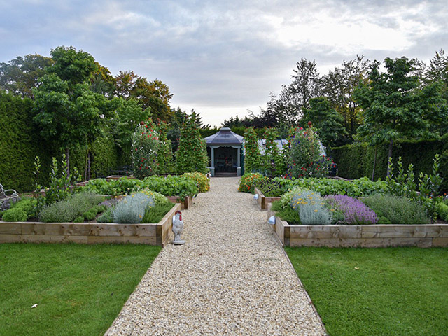 Dormy House Cotswolds Luxury Hotel garden