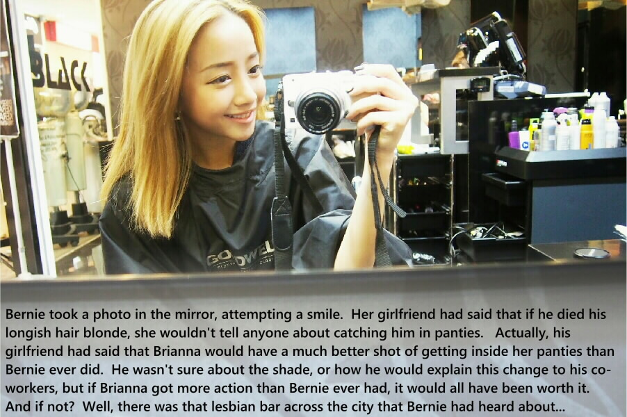 17 Images About Tg Captions Hair And Makeup On Pinterest