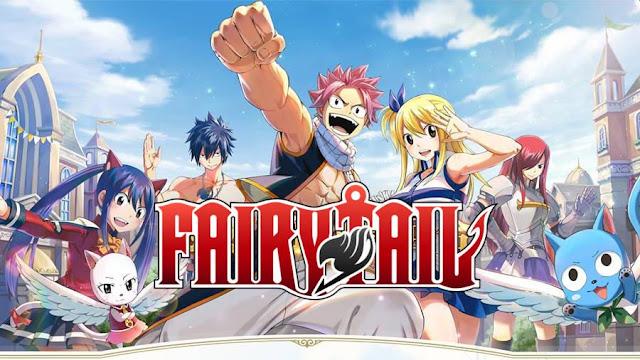 Fairy Tail (Switch) é adiado para julho