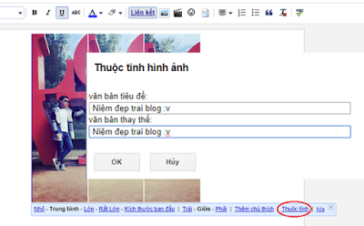 Thủ thuật SEO hình ảnh thủ công cho các blogger tự học SEO