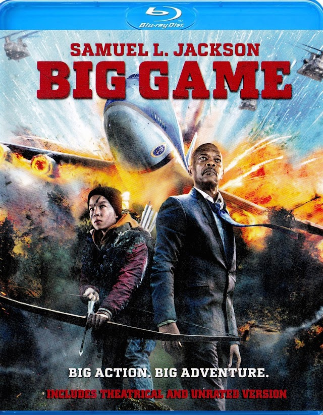 Big Game 2014 Unrated x264 720p Esub BluRay Dual Audio English Hindi GOPI SAHI
