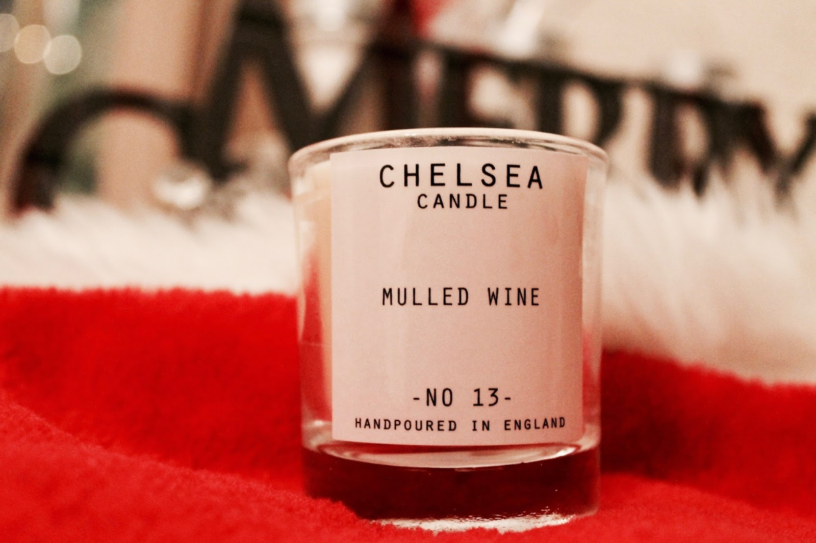 Chelsea Candle Mulled Wine
