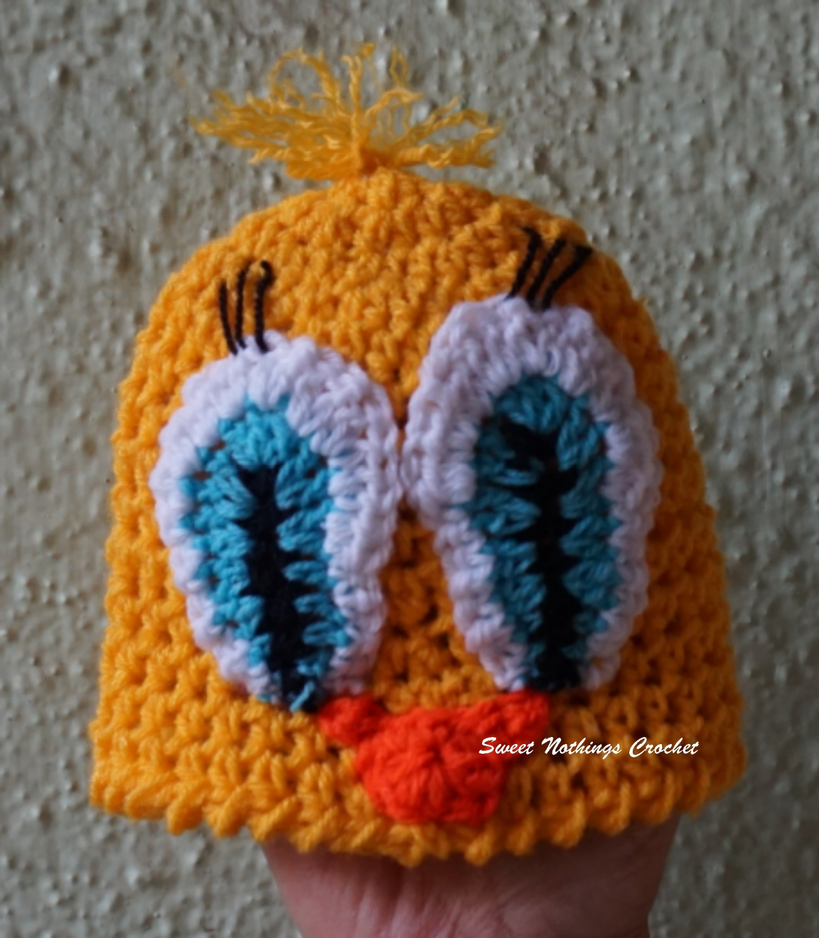 PATTERN: Tweety Bird Amigurumi crochet doll | Etsy | 1344x1174