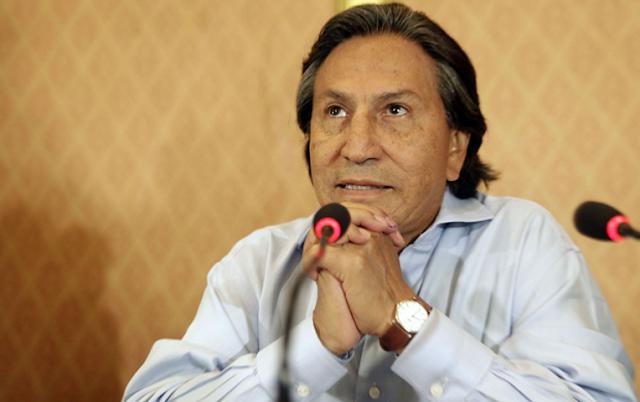 Fiscal Vela anuncia nuevo pedido de extradición para Alejandro Toledo