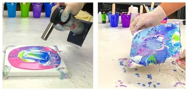 texnikes-pour-painting