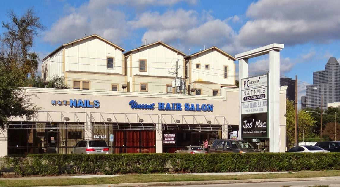 N & T Nails 106 Westheimer Road Houston, TX 77006