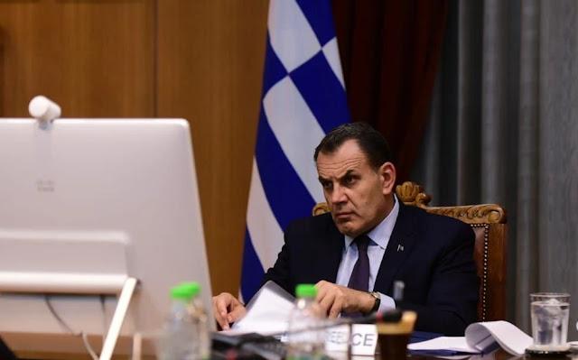 Ο Έλληνας ΥΕΘΑ προειδοποίησε τη Γερμανίδα ομόλογό του για «ατύχημα» στην Αν. Μεσόγειο