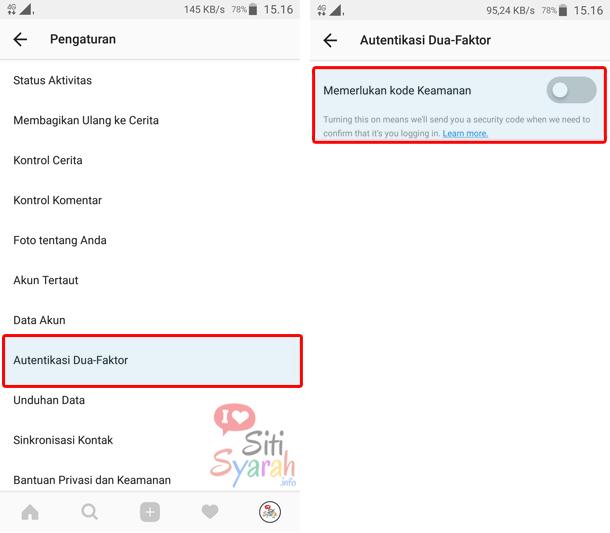 Arti Verifikasi Dua Langkah Pada Whatsapp dan iCloud