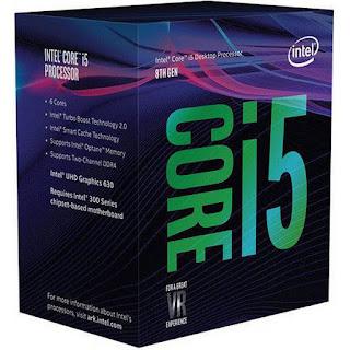 Intel i5 8600k