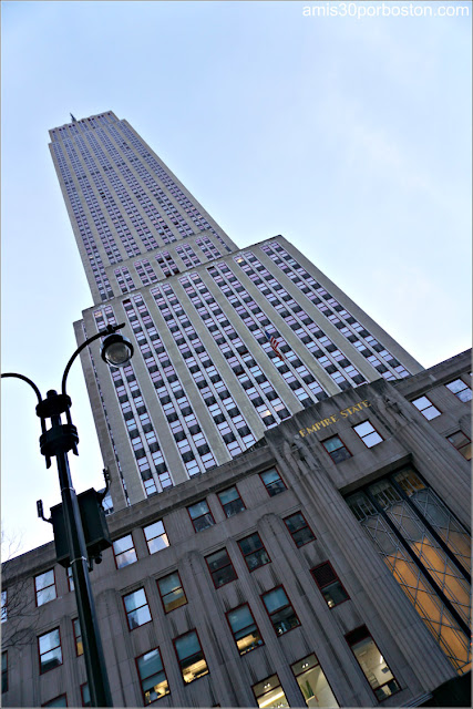 Empire State Building, Nueva York