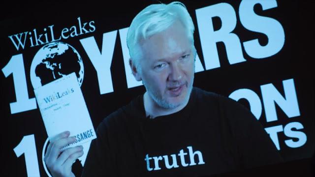 Un fiscal ecuatoriano interrogará a Assange el 14 nov. en Londres
