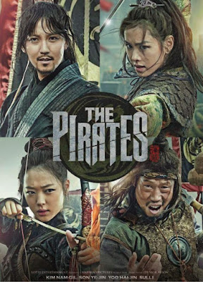 The Pirates |2014| |DVD| |R1| |NTSC| |Latino|