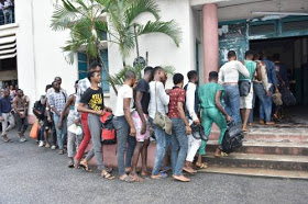 40 suspected gays arraigned in Lagos court
