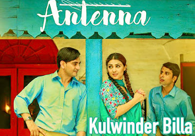 ANTENNA LYRICS - KULWINDER BILLA New song 2016