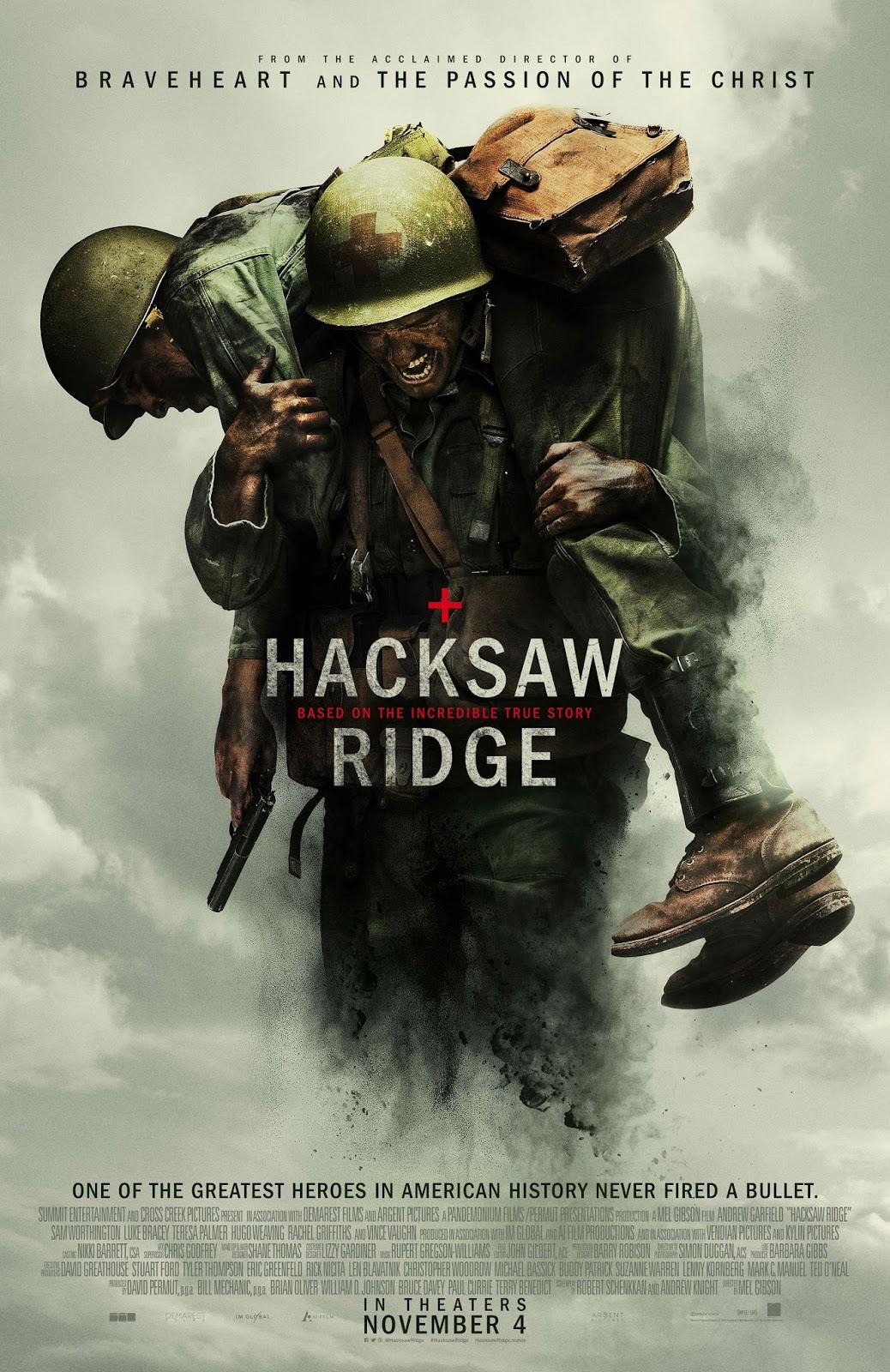 Analyse notebook: 鋼鐵英雄 Hacksaw Ridge-神話般的真實故事