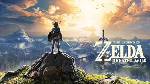 تحميل لعبة The Legend of Zelda Breath of the Wild  للكمبيوتر تورنت