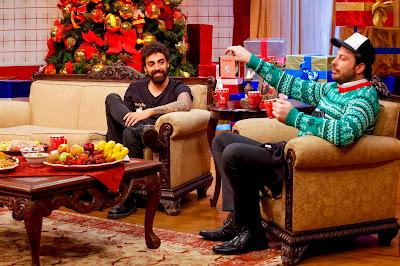 Brunão e Danilo (Crédito: Beatriz Nadler/SBT)