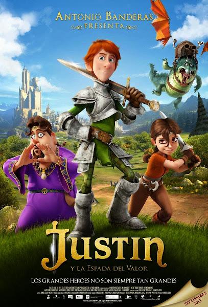 Justin y la Espada Del Valor DVDRip Latino