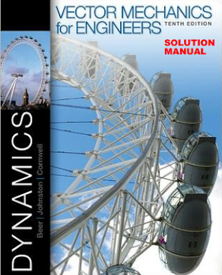 Vector Mechanics for Engineers (Dynamics Solutions) _By-Beer & Johnston