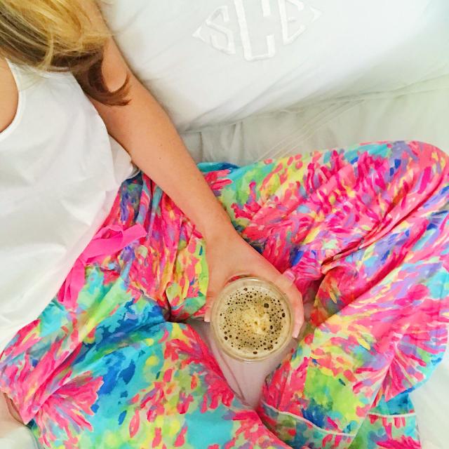 lilly pulitzer pajamas
