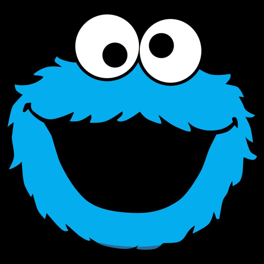 Mamá Decoradora Cookie Monster Png Descarga Gratis