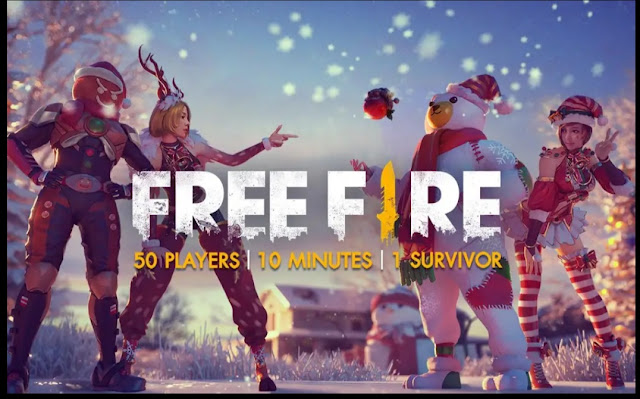 تحميل لعبه فري فاير Free Fire مهكرة للاندرويد