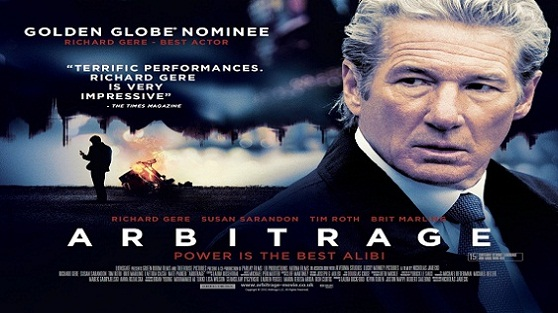 Arbitrage Hindi Dubbed Movie BRRip Download