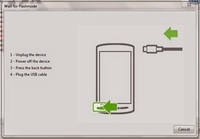 Cara Flashing Firmware Sony Xperia Dengan Flashtool 5