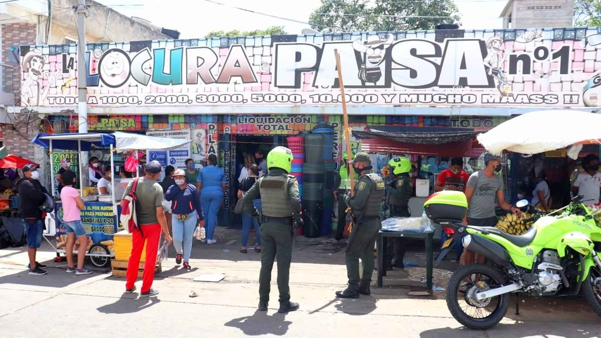 hoyennoticia.com, Riohacha sigue con Toque de Queda y Ley Seca hasta el ocho de junio