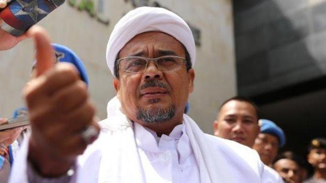 Instruksi Terbaru Habib Rizieq Shihab untuk Anggota FPI