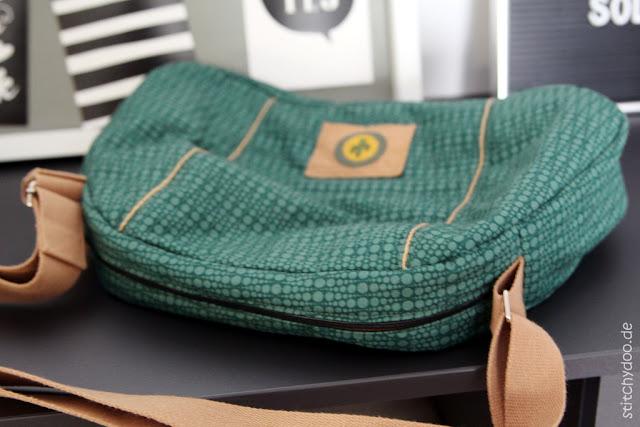 stitchydoo: Taschenspieler 4 - Herzmuschel