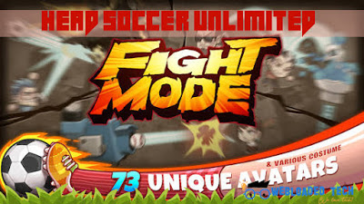 Head Soccer Mod Apk 6.12.1 (Unlimited Money) + Data for Android