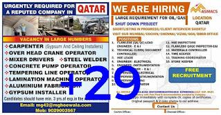 Gulf Jobs Walkins Updated PDF
