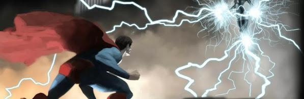 Trailer jogo cancelado do Superman