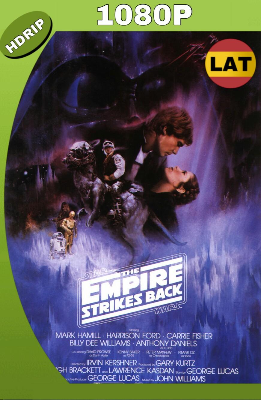 STAR WARS : EPISODIO V – EL IMPERIO CONTRAATACA (1980) HD 1080P LATINO