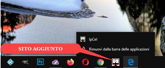 aggiungere-sito-taskbar