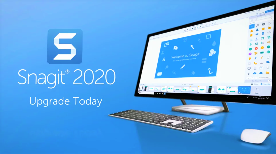 TechSmith Snagit 2020 Full Version