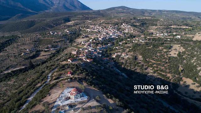 Ευχαριστίες από τον Πρόεδρο της Τ.Κ. Μαλανδρενίου στον Δήμαρχο Άργους Μυκηνων